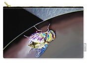 Rainbow Fly Carry-all Pouch
