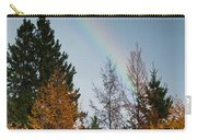 Rainbow Forest Carry-all Pouch