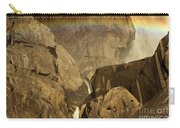 Rainbow Over Lower Bridal Veil Carry-all Pouch