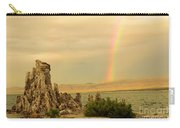 Rainbow Over Mono Lake Carry-all Pouch