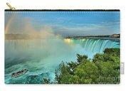 Rainbow Over Niagara Carry-all Pouch
