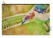 Rainbow Seagull Carry-all Pouch