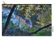 Rainbow Through The Rough Carry-all Pouch