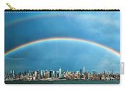 Rainbows Over Manhattan Carry-all Pouch