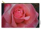 Raindrops On Roses Eight Carry-all Pouch