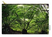 Rainforest Backlight Carry-all Pouch