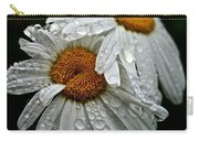 Rainy Day Daisies Carry-all Pouch