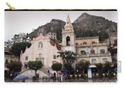 Rainy Day In Taormina Carry-all Pouch
