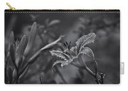 Rainy Day Lily Carry-all Pouch