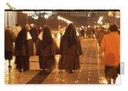Rainy Night Nuns Carry-all Pouch
