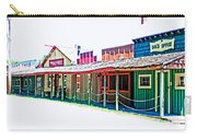 Ranch Buildings - Hdr White Carry-all Pouch