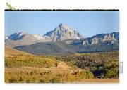 Ranching The Sneffels Carry-all Pouch