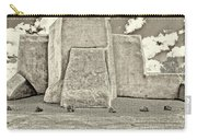 Ranchos Church Old Photo Carry-all Pouch