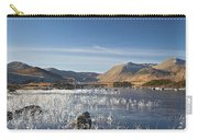 Rannoch Moor - Winter Carry-all Pouch