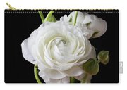 Ranunculus In Red Vase Carry-all Pouch by Garry Gay