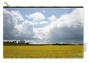 Rape Field Carry-all Pouch