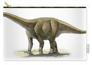 Rapetosaurus Krausei, A Prehistoric Era Carry-all Pouch
