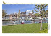 Rapperswil Carry-all Pouch by Joana Kruse