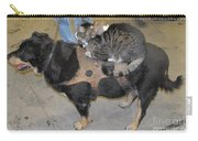 Rat Cat Dog Carry-all Pouch