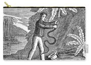 Rattlesnake Carry-all Pouch