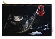 Rattlesnakes Carry-all Pouch
