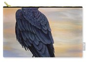 Raven Beauty Carry-all Pouch