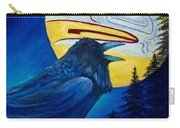 Raven Spirit Carry-all Pouch