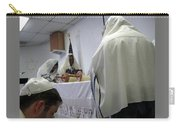 Reading The Torah Carry-all Pouch