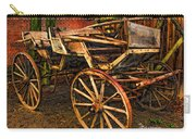 Ready For A Sunday Drive - Featured In Tennessee Treasures Group And Spectacular Artworks Group Carry-all Pouch