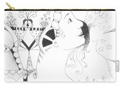 Recalling Dreams Carry-all Pouch