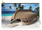 Reception Dhoni. Maldives Carry-all Pouch