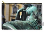 Reclining Nude Vienna Carry-all Pouch