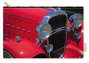Red 1932 Oldsmobile Carry-all Pouch