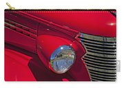 Red 1938 Chevy Coupe Carry-all Pouch