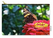 Red Admiral Probocis Carry-all Pouch