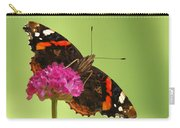 Red Admiral Vanessa Atalanta Carry-all Pouch