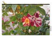 Red And White Roses 3 Carry-all Pouch