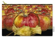 Red Apples And Core Carry-all Pouch