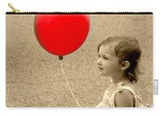 Red Baloon Carry-all Pouch