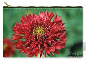 Red Blanket Flower Carry-all Pouch
