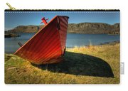 Red Boat Carry-all Pouch