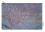 Red Branches Carry-all Pouch
