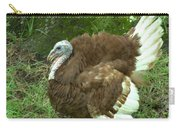 Red Burbon Turkey Carry-all Pouch