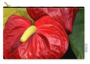 Red Calla Lily Carry-all Pouch