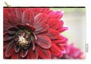 Red Carpet Dahlia Carry-all Pouch