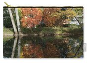 Red Cedar Reflections Carry-all Pouch