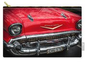 Red Chevvy Carry-all Pouch