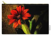 Red Coneflower Carry-all Pouch