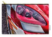 Red Corvette Carry-all Pouch by Lauri Novak