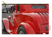 Red Coupe Carry-all Pouch